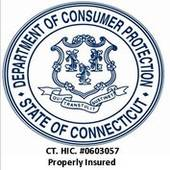 Our Connecticut HIC# 603057