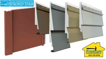 Insulated Energy Star Rated Vinyl Siding CT