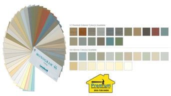 Vinyl Siding Colors CT
