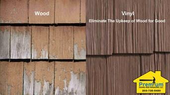 Vinyl Shake Siding CT