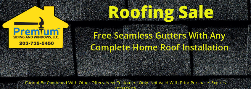 July 2017 Roofing Coupon CT